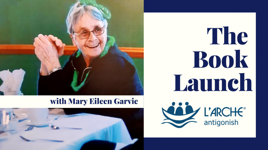 Mary Eileen Garvie Book Launch Success!